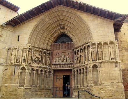 San Bartolomé. Logroño. Foto Fernando López